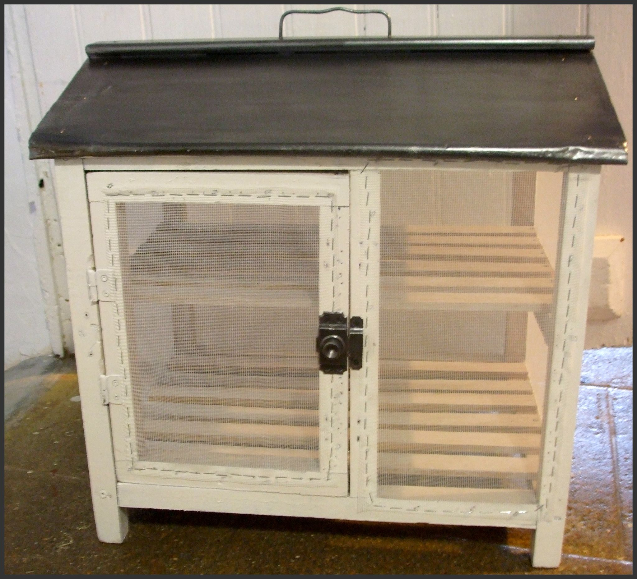 Relooking Dune Ancienne Cage Fromage AVANT Amour Du