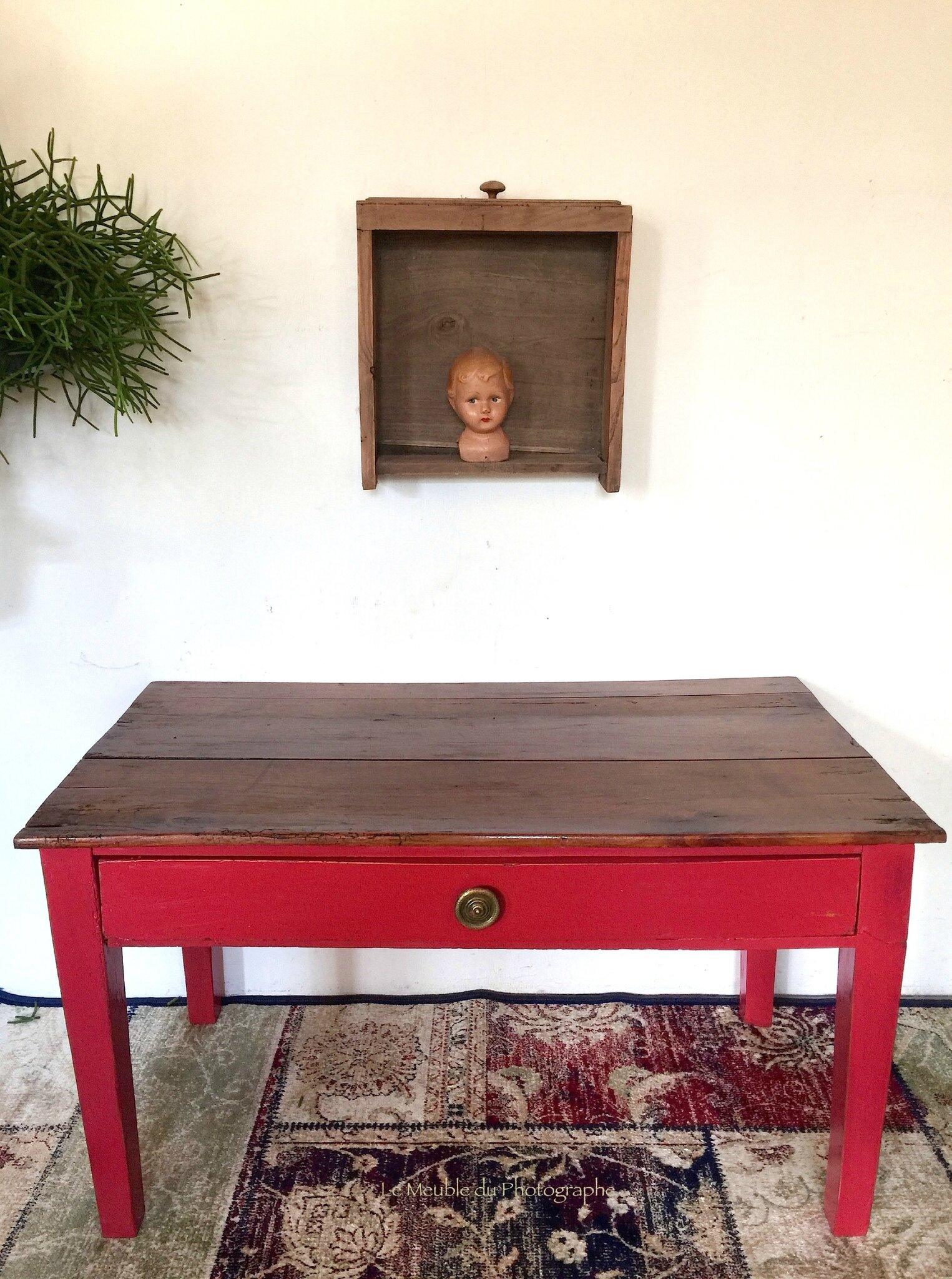 une ancienne table basse se chinoise