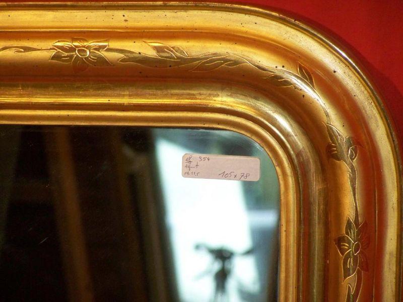 reconnaitre un miroir louis philippe