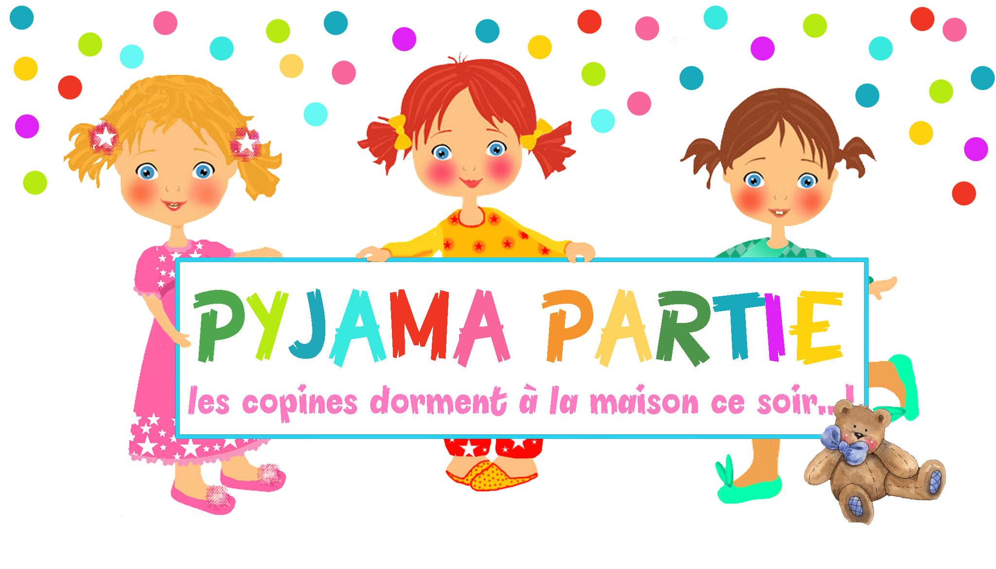 pyjama partie et soiree contes sur l