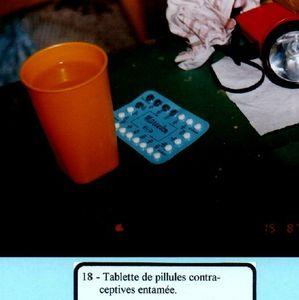 dutroux cache pilules contraceptives