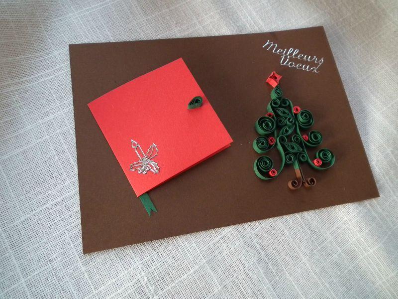 Modele Carte De Noel A Fabriquer Bonne Anne With Modele