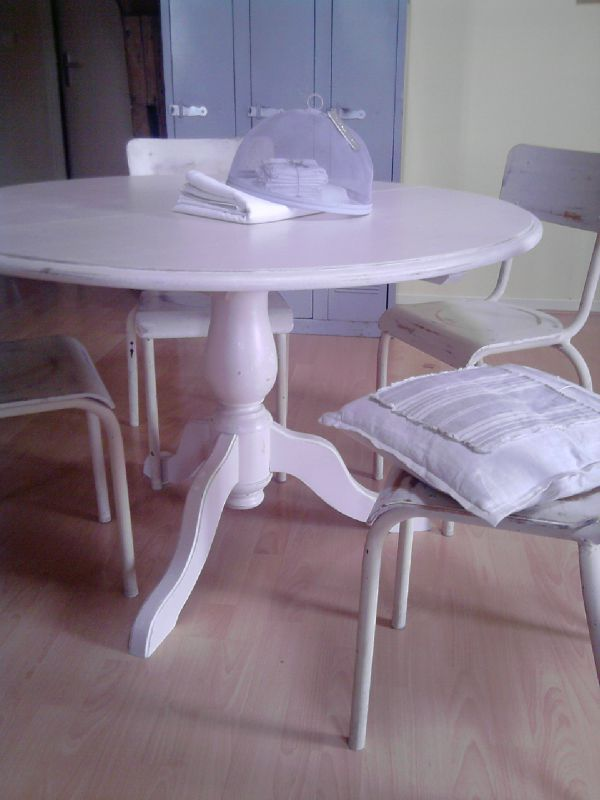 ma nouvelle table p ge blanche n 11