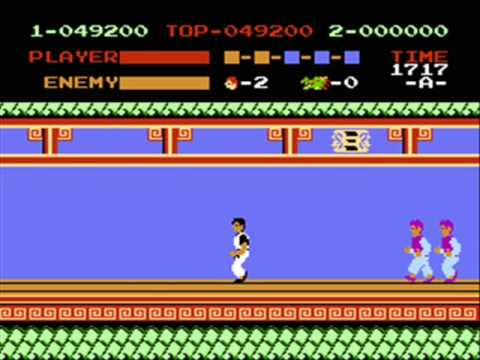 Kung Fu- Today in Gaming History-June 21, 1985 (Famicom)