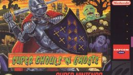 Super Ghouls 'N Ghosts
