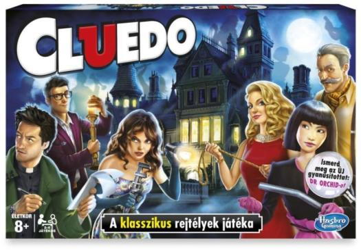 Image result for cluedo játék
