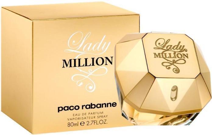 Paco Rabanne Lady Million EDP 80ml Preturi Paco Rabanne Lady Million EDP 80ml Magazine