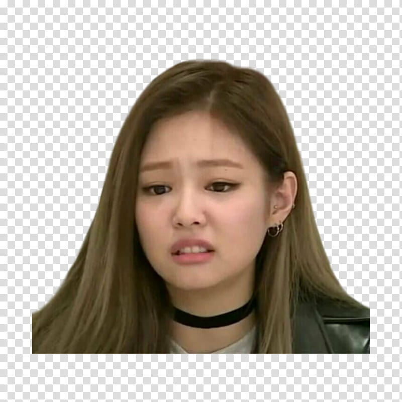 Kpop Meme Episode 8 Blackpink Woman Wearing Bob Png Pngbarn