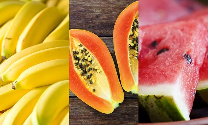 banana-papaya-watermelon