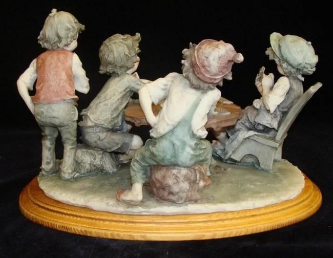 Figurines Giuseppe General Armani Catalogue