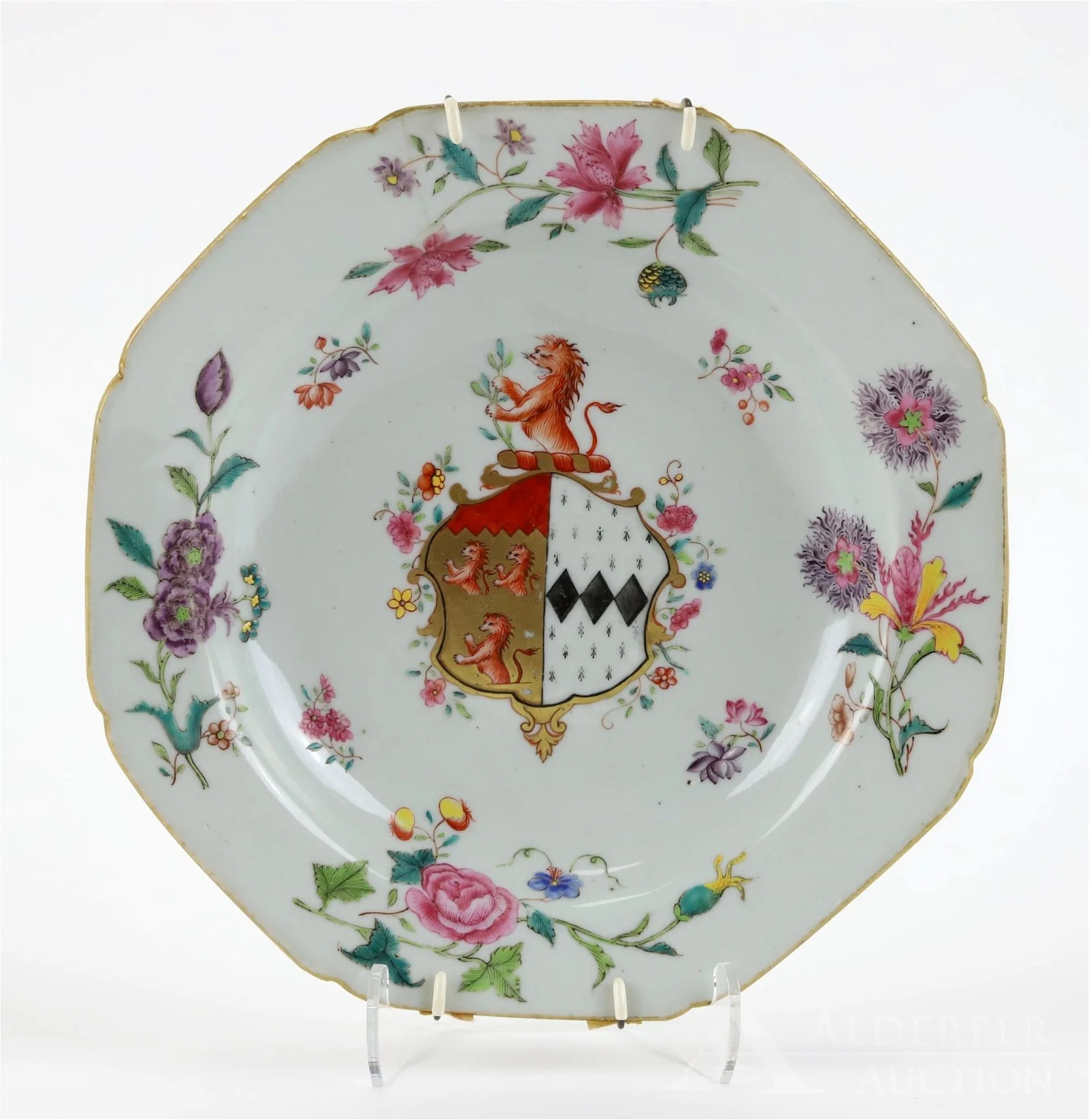 Chinese Export Plate