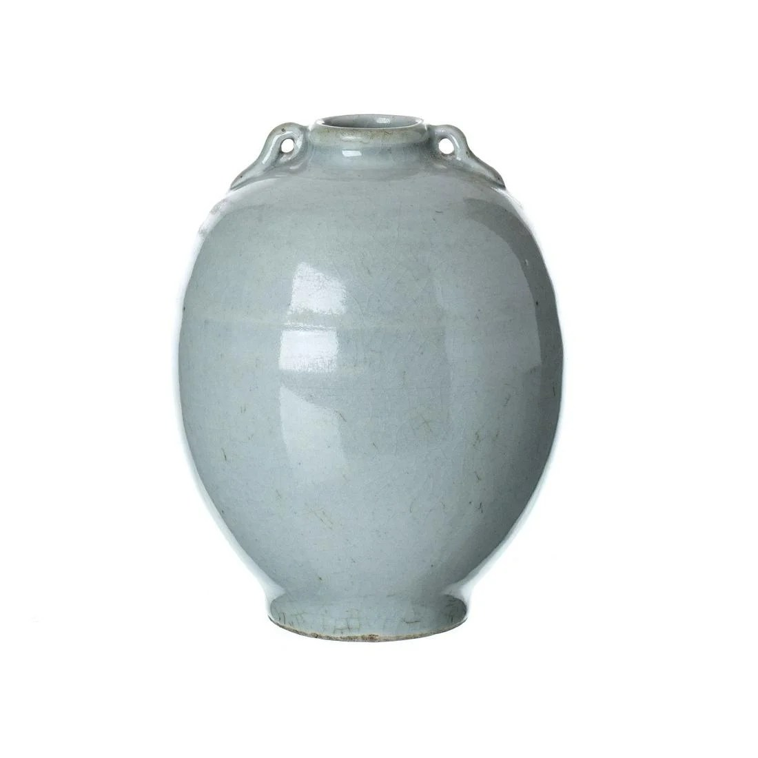 Chinese Clair-de-Lune porcelain vase, Kangxi