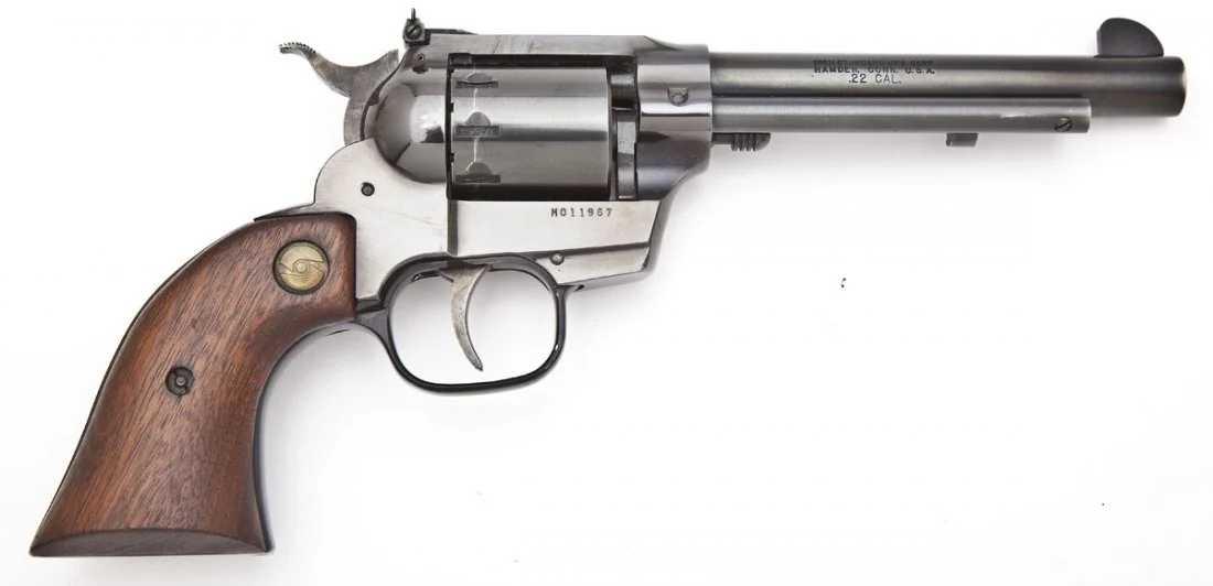 High Standard Double Nine Revolver  2222 Mag