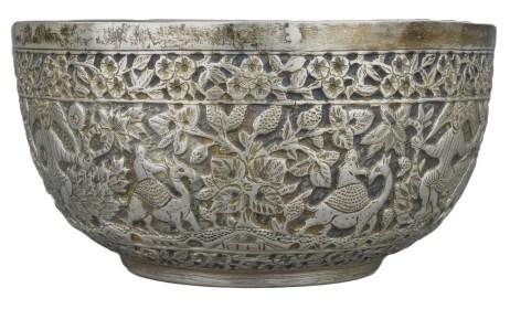 straits silver bowl