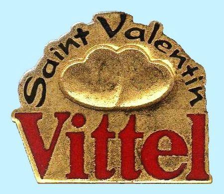 Pin's Saint Valentin 6