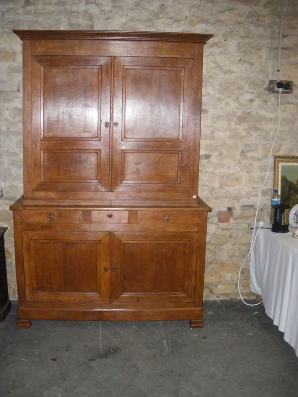 Buffet Ardennais 2 Corps Antiquites Brocantes Lazzarini