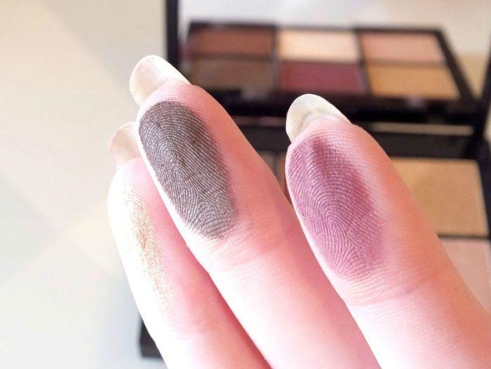 Kiko-Colour-Impact-Eyeshadow-Palette-lounge-warm-tones-makeup-maquillage-yeux-exemple-prune-doré-mat-brillant-dark-heroine (2)