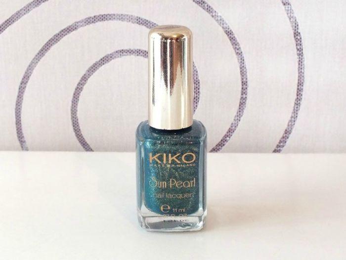 vernis-nail-polish-kiko-sun-pearl-river-green-paillete-lagon-paillettes-dorees-application-test-revue-swatch (1)