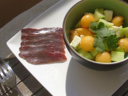 salade melon 1