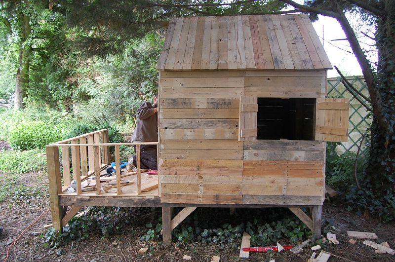 cabane gaspard 3 la maison aux