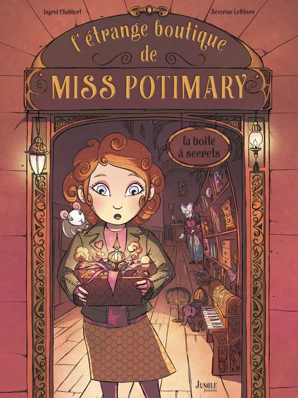 Etrange boutique de Miss Potimary