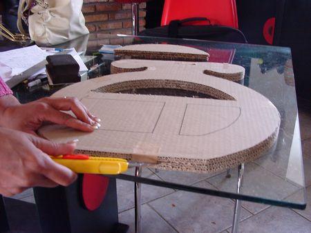 premier meuble en carton cocolife