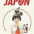 Le japon vu par 17 auteurs, collectif