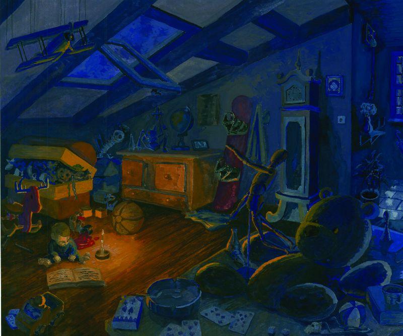 Chambre Enfant Coulour Photo De Illustrations Couleurs