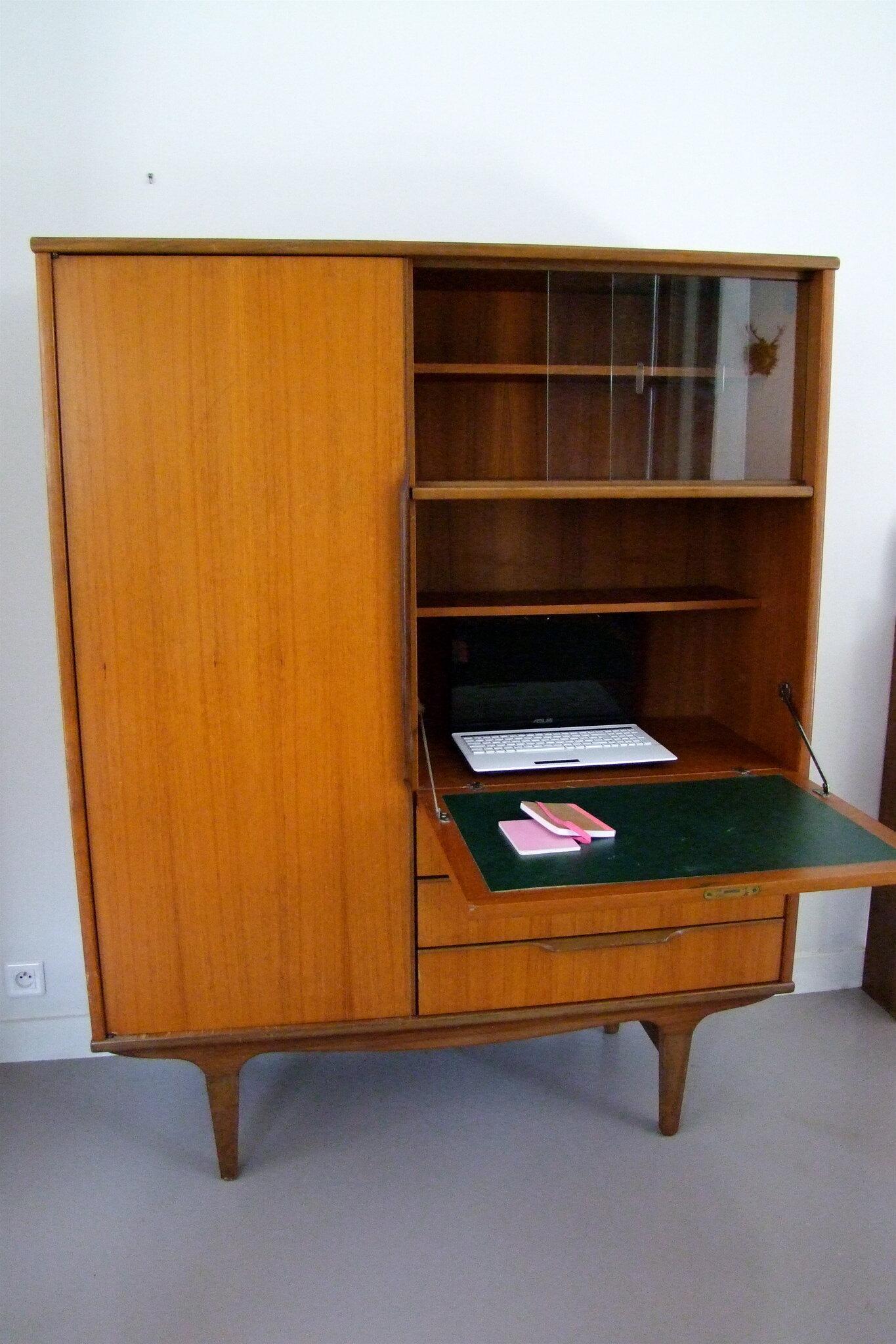 Meuble Secrtaire Moderne Bureau Secretaire Moderne