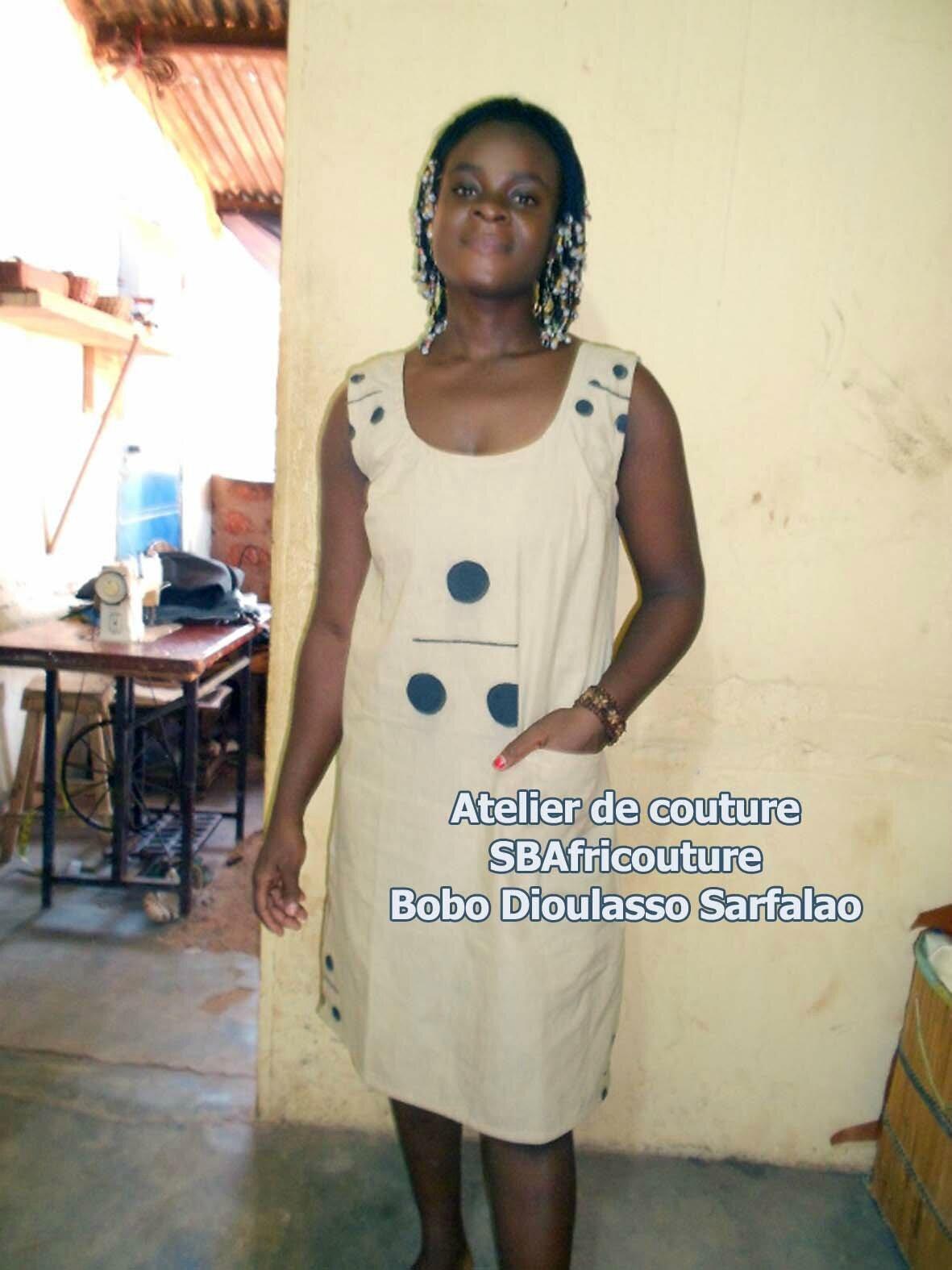 Mode SB Afrique Couture