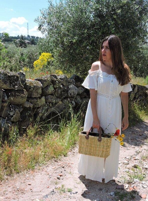 120374682 - The boho dress - La robe bohême