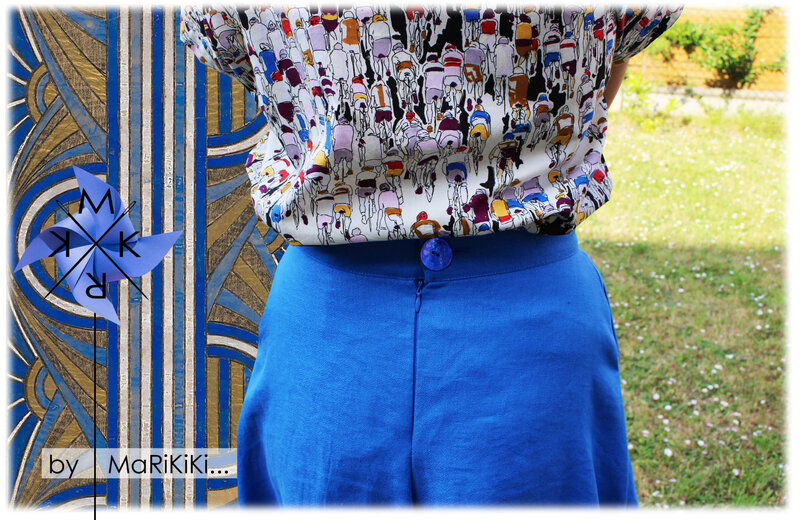 Jupe culotte DPS 09