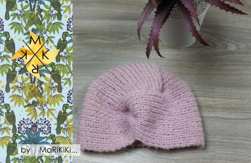 Bonnet turban 08