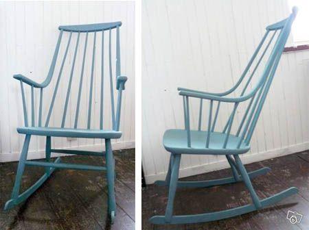 rocking chair tapiovaara pas cher