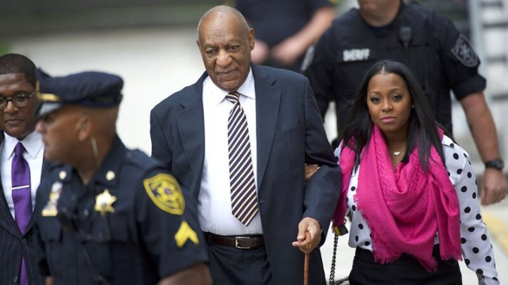 cosby proces