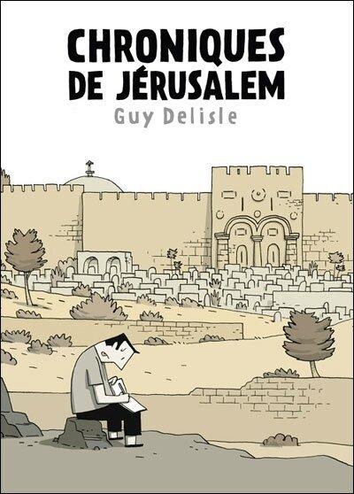 Chroniques de Jerusalem, Guy Delisle