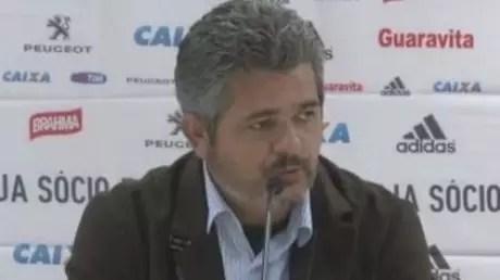 Ney Franco usa contusões para justificar má fase do Flamengo
