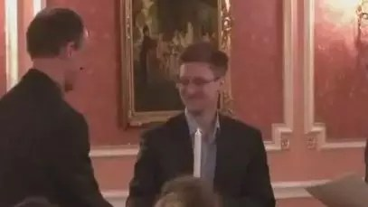 Snowden não acredita em julgamento justo nos EUA
