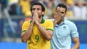 Fred não teme uma nova lesão às vésperas do Mundial no Brasil