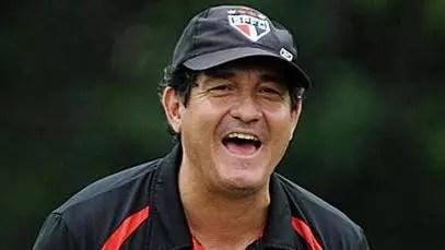 Muricy: 'eu sou São Paulo, o Corinthians não é problema meu'