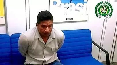 Capturan en Brasil al narco colombiano alias 'el Indio'