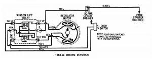 Window Regulator Wiring Diagram Chrysler 195053 22