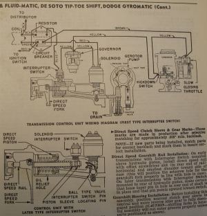 1947 DeSoto Wiring Diagram  P15D24 Forum  P15D24