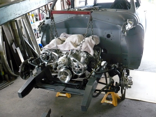 1950 Plymouth Rack And Pinion