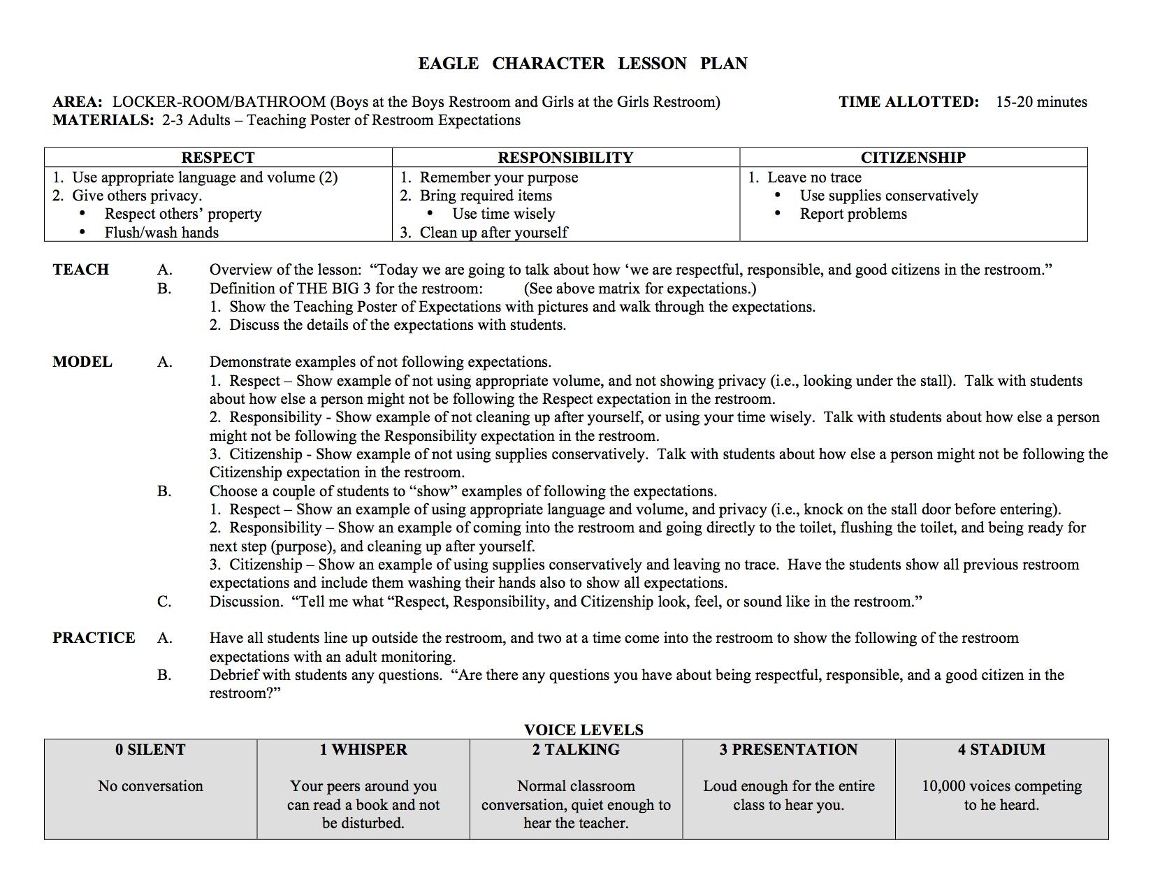 Student Pbis Worksheets For Kindergarten Student Best Free Printable Worksheets