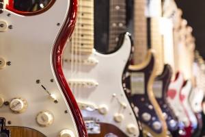 速弾きギタリスト