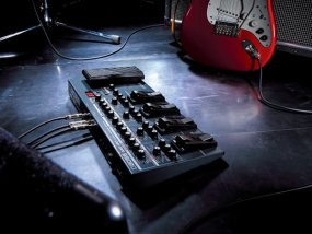 ギターエフェクター