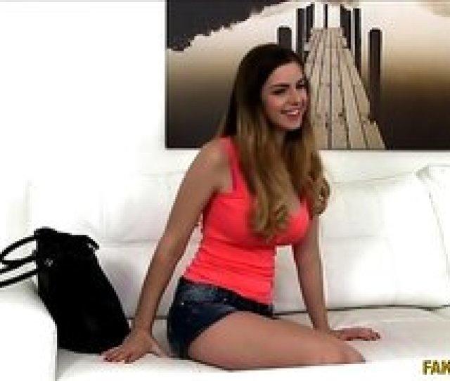 Stella Cox In British Babe Fucked By Euro Agent Fakeagent