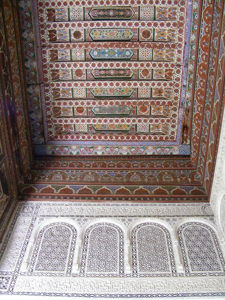 Maroc-marrakech-palais-bahia (5)