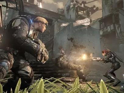 'Gears of War: Judgment' (foto) e 'Halo 4' ganham DLCs gratuitos na Xbox Live Foto: Divulgação